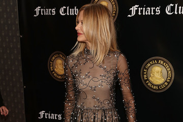 Meg Ryan Friar's Club Honors Billy Crystal With Entertainment Icon Award