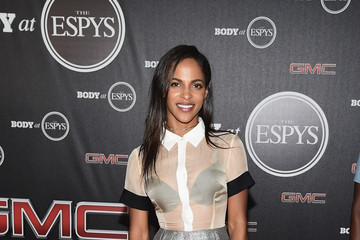 Megalyn Echikunwoke Arrivals at ESPN's BODY at ESPYS Pre-Party