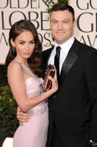 megan fox 2011. Megan Fox: 2011 Golden Globe