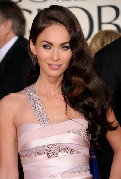 Megan Fox Actress Megan Fox arrives at the 68th Annual Golden Globe Awards