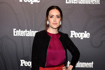 Megan Boone Entertainment Weekly & People New York Upfronts Party 2018 - Arrivals