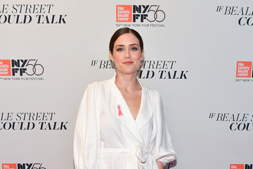 Megan Boone 56th New York Film Festival - 'If Beale Street Could Talk' - Arrivals