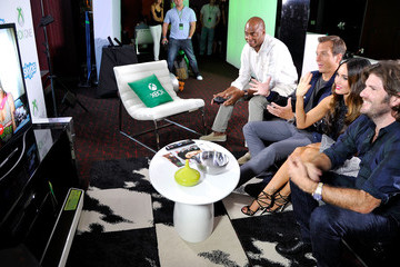 Megan Fox Xbox VIP Lounge At The Hard Rock Hotel