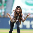 Megan Fox Could Use Some Pitching Practice