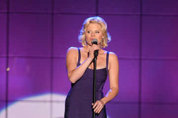 Megan Hilty 'TrevorLIVE' Honors Jane Lynch