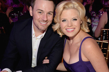Megan Hilty Backstage at 'TrevorLIVE' in Hollywood