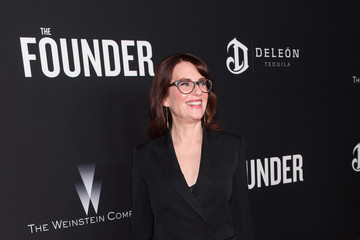 Megan Mullally Premiere of The Weinstein Company's 'The Founder' - Arrivals