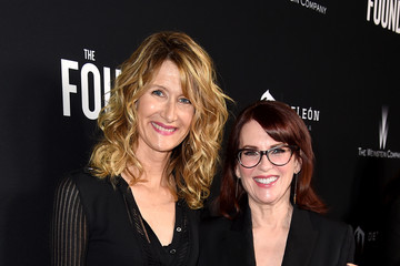 Megan Mullally Premiere of The Weinstein Company's 'The Founder' - Red Carpet