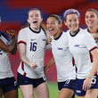 Megan Rapinoe European Best Pictures Of The Day - July 30