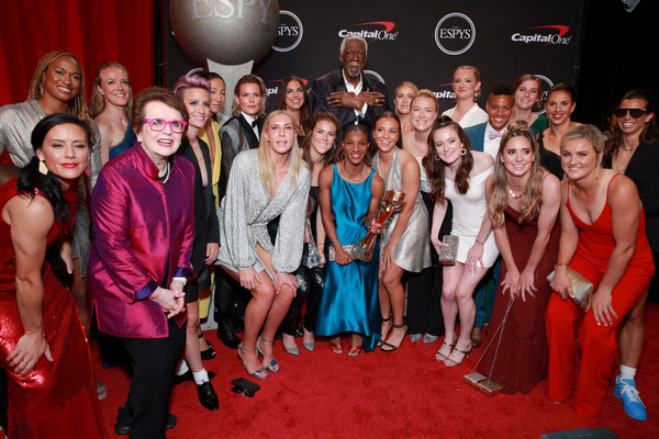 The 2019 ESPYs - Inside