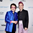 Megan Rapinoe The Women's Sports Foundation's 40th Annual Salute To Women In Sports Awards Gala - Arrivals