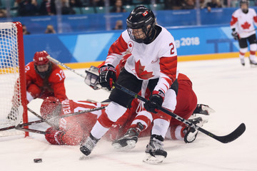 Meghan Agosta Ice Hockey - Winter Olympics Day 10