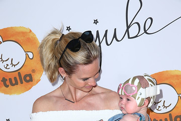 Meghan King Edmonds Ju-Ju-Be's 2nd Annual Ju-Ju-Beach Event Celebrating Launch of Baby Tula Collaboration