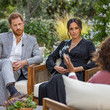 Meghan Markle Oprah With Meghan And Harry: A CBS Primetime Special