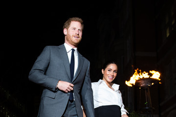 Meghan Markle The Duke & Duchess Of Sussex Attend The Endeavour Fund Awards