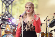 Meghan Trainor Performs on NBC's 'Today'
