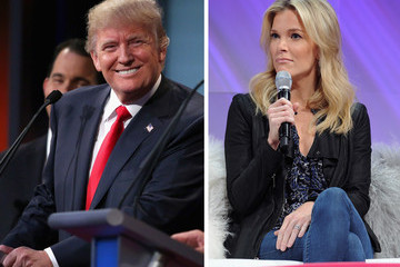 Megyn Kelly In Focus: Donald Trump vs Megyn Kelly