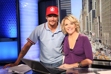 Megyn Kelly Kid Rock Visits 'America Live' in NYC