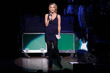 Megyn Kelly Gary Sinise & The Lt Dan Band Benefit Concert For Army SPC Bryan Dilberain