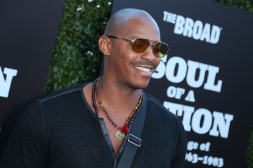 Mehcad Brooks The Broad Hosts West Coast Debut Of 'Soul Of A Nation: Art In the Age Of Black Power 1963-1983'