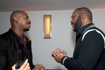 Mehcad Brooks Netflix Premiere Tyler Perry's 'A Fall From Grace'