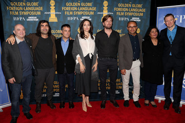 Meher Tatna HFPA and American Cinematheque Present the Golden Globe Foreign-Language Nominees Series 2018 Symposium