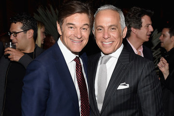 Mehmet Oz The Hollywood Reporter's Most Powerful People In Media 2018 - Inside