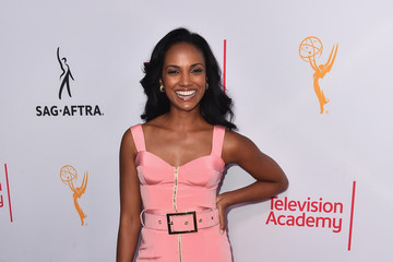 Mekia Cox Television Academy And SAG-AFTRA Host Cocktail Reception Celebrating Dynamic And Diverse Nominees For The 67th Emmy Awards