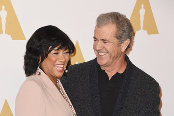 Mel Gibson 89th Annual Academy Awards Nominee Luncheon - Arrivals