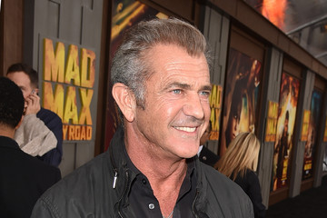 Mel Gibson Premiere Of Warner Bros. Pictures' 'Mad Max: Fury Road' - Red Carpet
