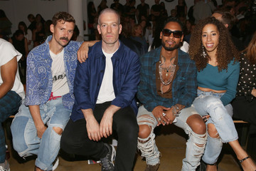 Mel Ottenberg Baja East - Front Row - Spring 2016 MADE Fashion Week