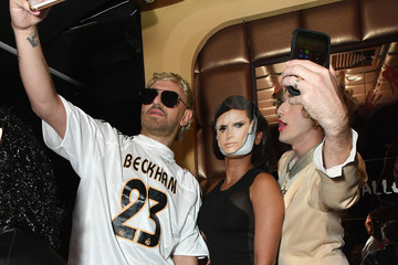 Melanie Brown Heidi Klum's 19th Annual Halloween Party Presented By Party City And SVEDKA Vodka At LAVO New York - Inside