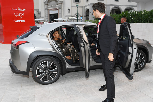 Lexus At The 76th Venice Film Festival - Day 1