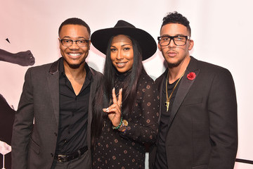 Melanie Fiona LVL XIII Luxury Footwear Unveiling: the World is Not Enough