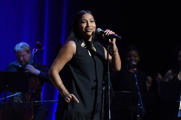 Melanie Fiona 2015 Memphis Music Hall of Fame Induction Ceremony