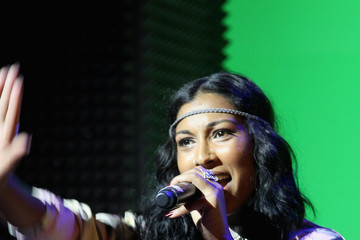 Melanie Fiona Samsung Celebrates Milk Music and ADD52 Launch