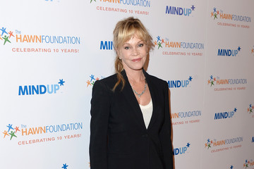 """Melanie Griffith Goldie Hawn's Inaugural """"Love In For Kids"""" Benefiting The Hawn Foundation's MindUp Program Transforming Children's Lives For Greater Success - Red Carpet"""