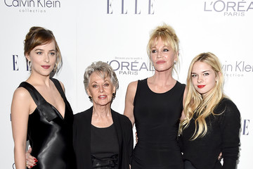 Melanie Griffith Stella Banderas The 22nd Annual ELLE Women in Hollywood Awards - Arrivals