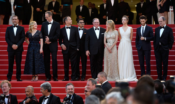 'Inside Out' Premiere - The 68th Annual Cannes Film Festival