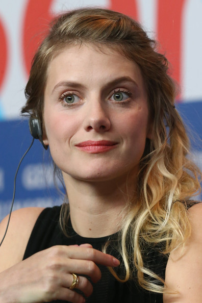 melanie laurent photos photos 39 night train to lisbon 39 press conference bmw at the 63rd. Black Bedroom Furniture Sets. Home Design Ideas