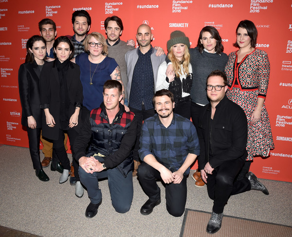 'The Intervention' Premiere - Arrivals - 2016 Sundance Film Festival