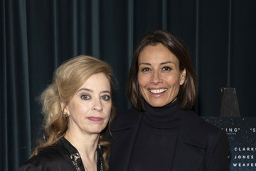 Melanie Sykes Carol Morley 'Out Of Blue' Preview Screening - Arrivals