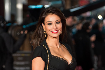 Melanie Sykes 'Ronaldo' - World Premiere - Red Carpet Arrivals