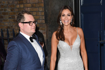 Melanie Sykes London Evening Standard Theatre Awards - Red Carpet Arrivals