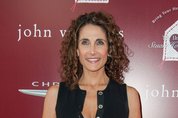 Melina Kanakaredes Arrivals at the John Varvatos Stuart House Benefit