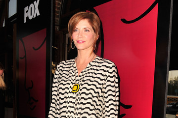 Melinda McGraw Celebs Arrive at the WIGS Event in Culver City