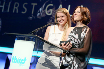 Melissa Benoist Guests Attend the 6th Annual Thirst Gala in Beverly Hills
