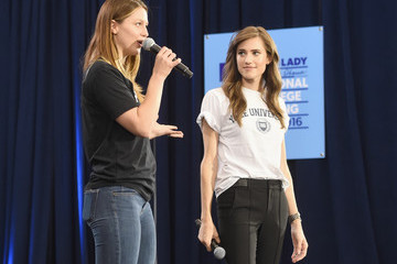 Melissa Benoist 3rd Annual College Signing Day - Show