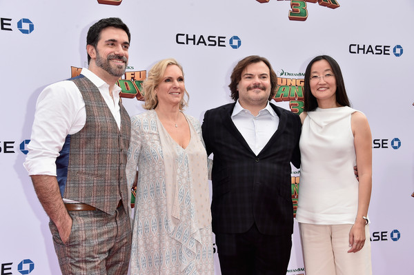 Premiere of DreamWorks Animation and Twentieth Century Fox's 'Kung Fu Panda 3' - Arrivals