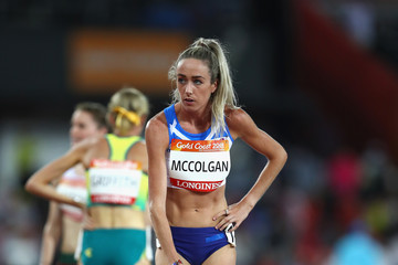 Melissa Courtney Athletics - Commonwealth Games Day 6